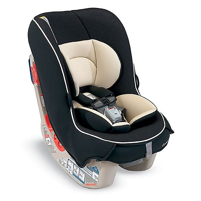 Alternate image 1 for Combi® Coccoro Convertible Car Seat in Licorice