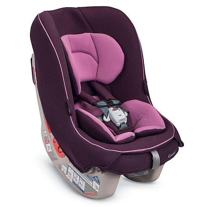 Alternate image 1 for Combi® Coccoro Convertible Car Seat in Grape