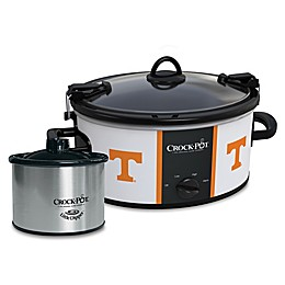 University of Tennessee Crock-Pot® Cook & Carry™ Slow Cooker with Little Dipper Warmer