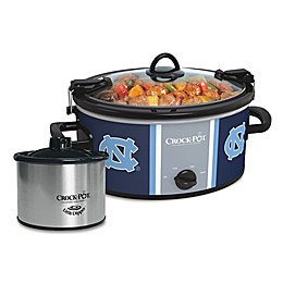 University of North Carolina Crock-Pot® Cook & Carry™ Slow Cooker with Little Dipper Warmer