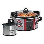 Ohio State University Crock-Pot® Cook & Carry™ Slow Cooker with Little Dipper Warmer