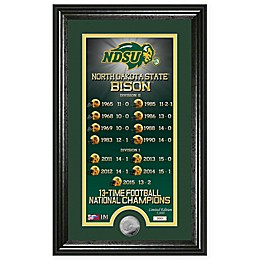 "NCAA North Dakota State University ""Legacy"" Supreme Bronze Coin Photo Mint"