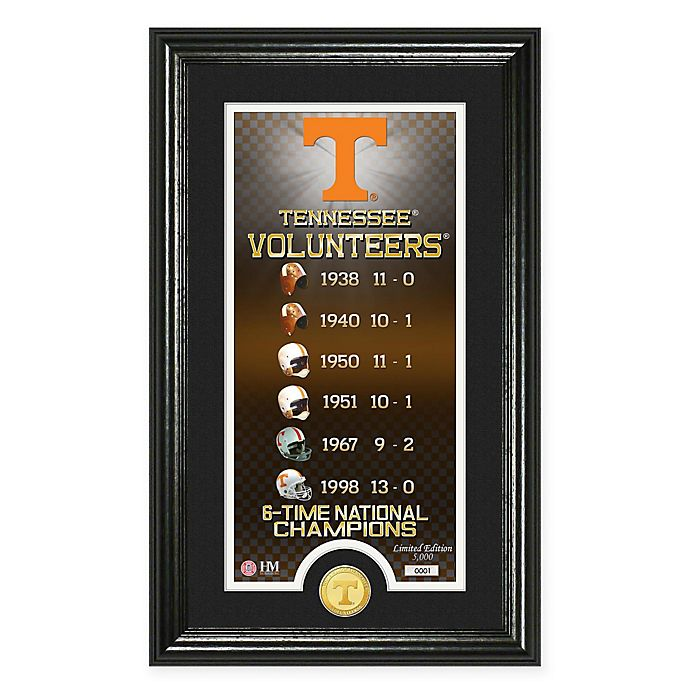 Alternate image 1 for NCAA University of Tennessee \