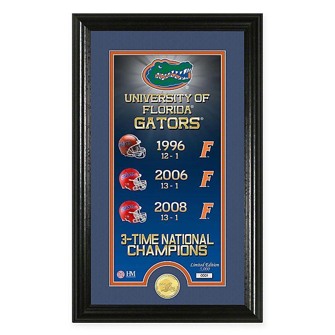 Alternate image 1 for NCAA University of Florida \