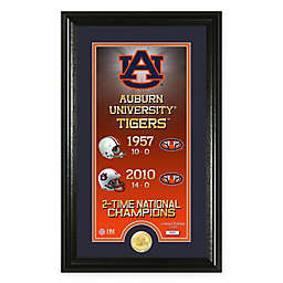 "NCAA Auburn University ""Legacy"" Supreme Bronze Coin Photo Mint"
