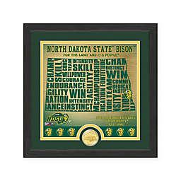 """NCAA North Dakota State University """"State"""" Photo Mint"""