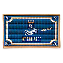 MLB Kansas City Royals Embossed Door Mat