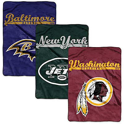 """NFL """"Glory Days"""" Cloud Throw Blanket by The Northwest"""