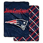 NFL New England Patriots  Glory Days  Cloud Throw Blanket by The Northwest