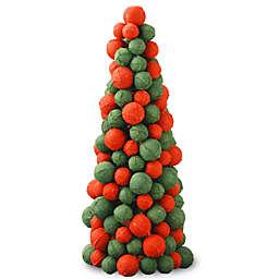 National Tree 24-Inch Christmas Cone Tree