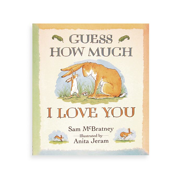 Alternate image 1 for Guess How Much I Love You Hardcover