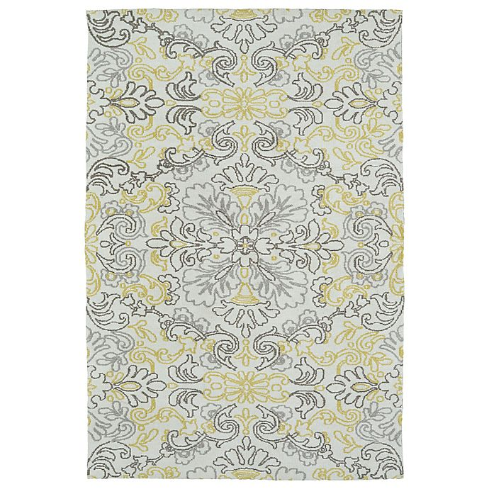 Alternate image 1 for Kaleen Cozy Toes New Direction 2-Foot x 3-Foot Accent Rug in Ivory