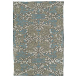 Kaleen Cozy Toes New Direction Rug in Ivory