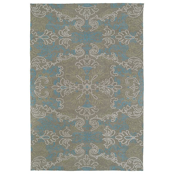 Alternate image 1 for Kaleen Cozy Toes New Direction 8-Foot x 10-Foot Multicolor Area Rug