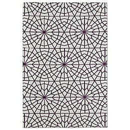 Kaleen Cozy Toes Tile Garden Rug