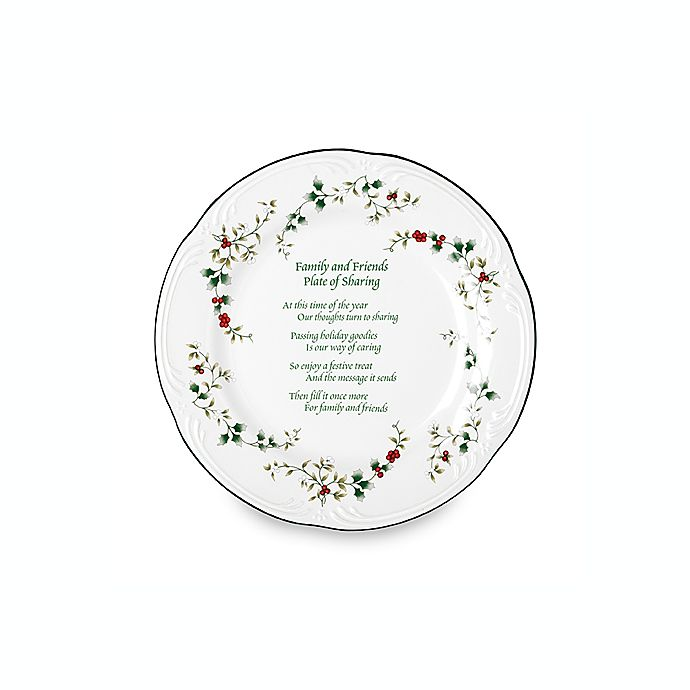 5035409 Pfaltzgraff Winterberry Friends and Family Plate of Sharing