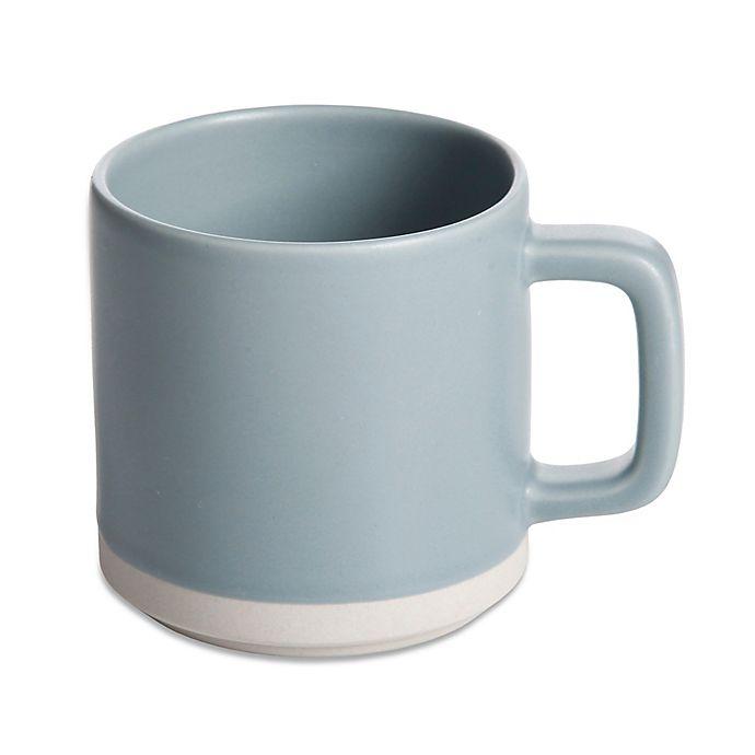 Alternate image 1 for Artisanal Kitchen Supply® 13 oz. Edge Mug in Celadon