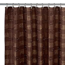 Woodlander 72-Inch x 75-Inch Fabric Shower Curtain