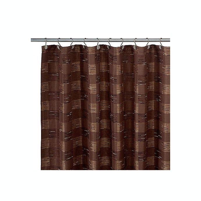 Woodlander 72 Inch X 75 Fabric Shower Curtain
