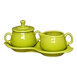 Fiesta® Rustic Harvest Sugar and Creamer Set with Tray