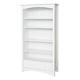 DaVinci Million Dollar Baby Bookcase in White