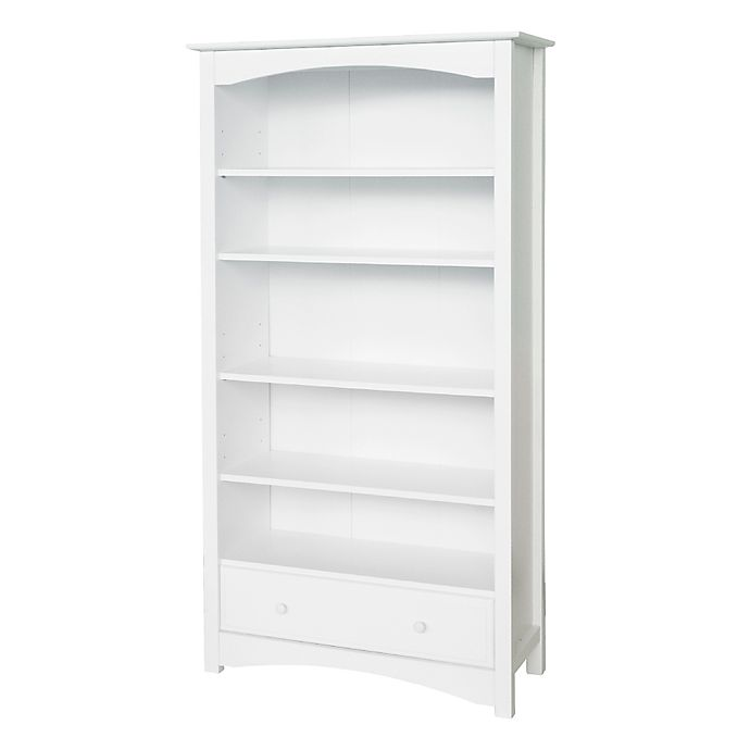 Alternate image 1 for DaVinci Million Dollar Baby Bookcase in White