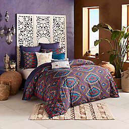 Blissliving® Berber Textile Duvet Cover Set