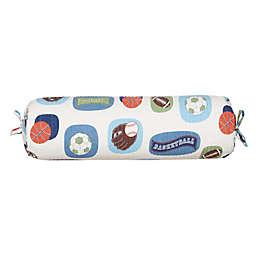Levtex Home Gareth Neck Roll Pillow