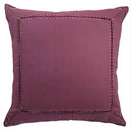 Blissliving® Bahia Palace European Pillow Sham in Red