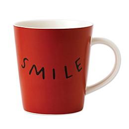 """ED Ellen DeGeneres Crafted by Royal Doulton® """"Smile"""" Mug"""