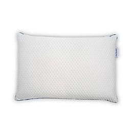 Reverie Dual Slumber Down Alternative Memory Foam Pillow in White