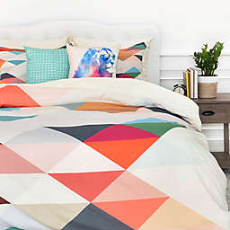 Deny  Designs Three of the Possessed South Duvet Cover