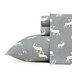 Eddie Bauer® Elk Grove King Sheet Set in Grey