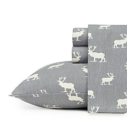 Eddie Bauer® Elk Grove Sheet Set in Grey