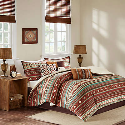 Madison Park Taos 7-Piece Comforter Set