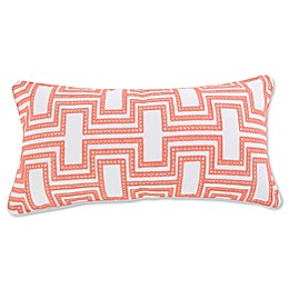 Levtex Home Amelie Crewel Embroidered Pillow