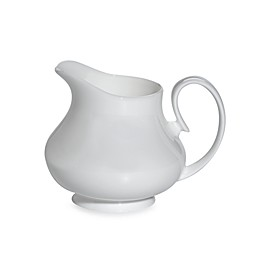 Nevaeh White® by Fitz and Floyd® Classic Creamer