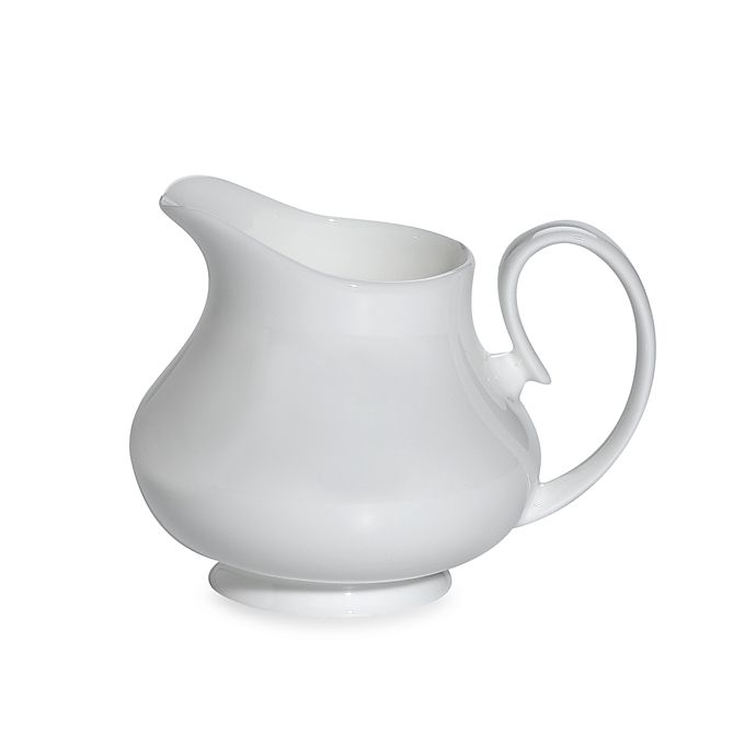 Alternate image 1 for Nevaeh White® by Fitz and Floyd® Classic Creamer