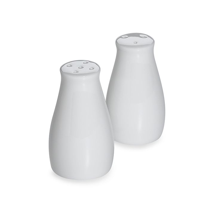 Alternate image 1 for Nevaeh White® by Fitz and Floyd® Salt and Pepper Shakers