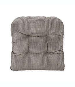 Cojín de memory foam para silla Therapedic®, en gris