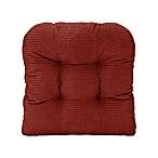 Therapedic® Memory Foam Chair Pad in Burgundy