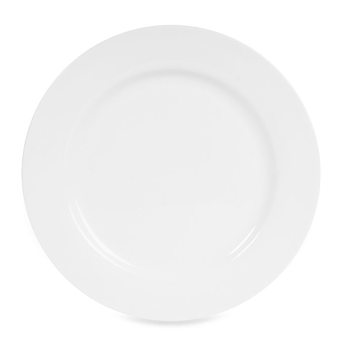 Alternate image 1 for Nevaeh White® by Fitz and Floyd® Rim Dinner Plate