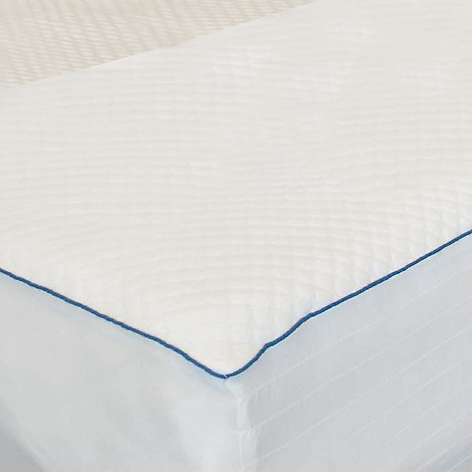 Alternate image 1 for Reverie Cool Zone Split California King Mattress Protector