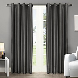 Chatra Grommet Top Window Curtain Panel Pair