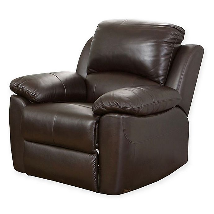 Alternate image 1 for Abbyson Living® Westwood Leather Recliner