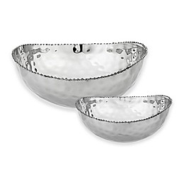 Classic Touch Beaded Bowl