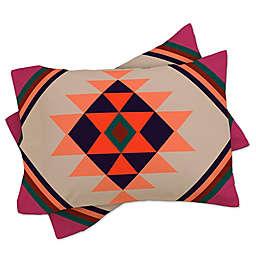 Deny Designs Wesley Bird Desert Pillow Shams