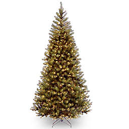 national tree aspen spruce pre lit christmas tree