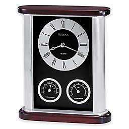 Bulova Belvedere Executive Table Clock