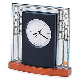Bulova Glasner House Table Clock